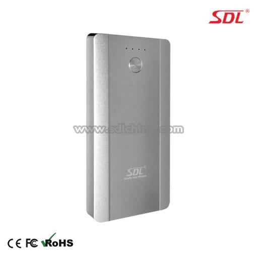 6000mAh Portable Power Bank Power Supply External Battery Pack USB Charger E103