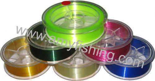fishing line, braided line, wire line