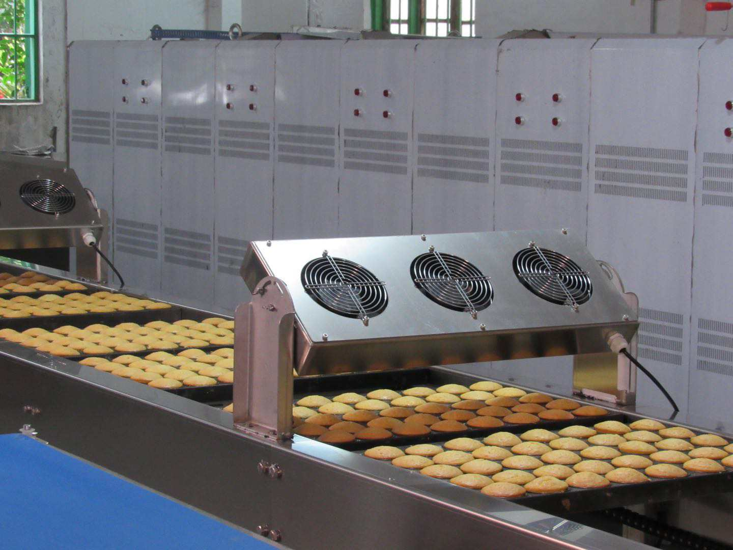 industrial processing technology of cake-Yufeng