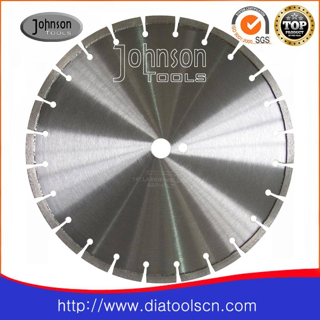 Laser loop cutting blade: 350mm saw blade