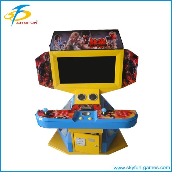 Amusement electronic video game machine
