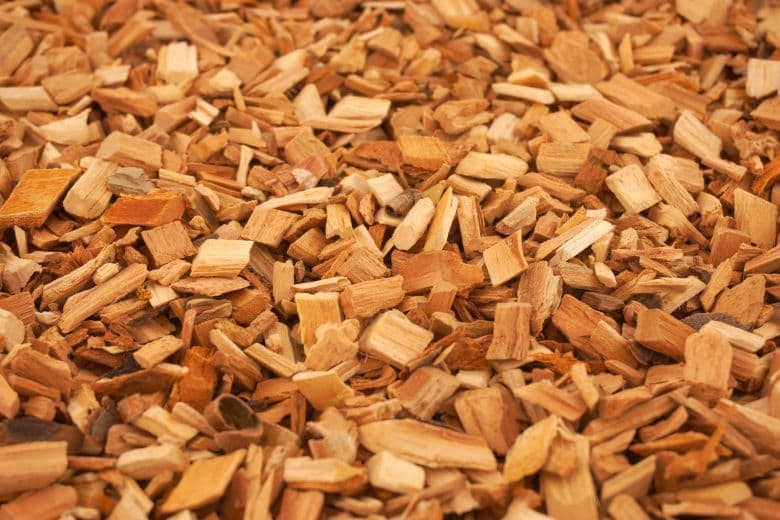 Soft Wood Chips