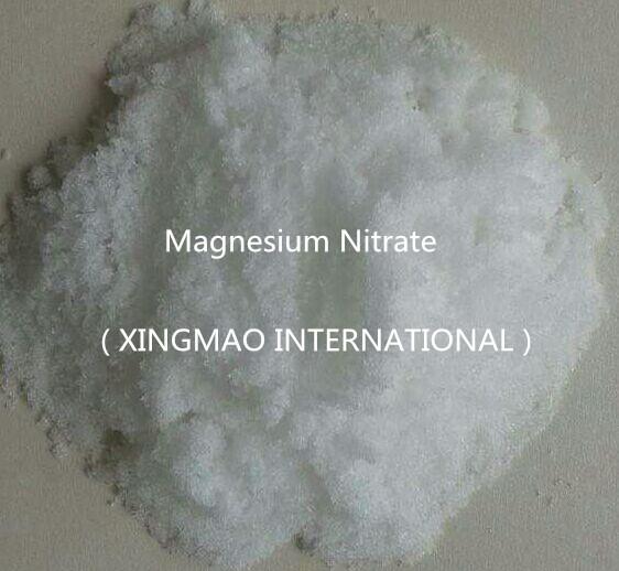 Magnesium Nitrate crystal