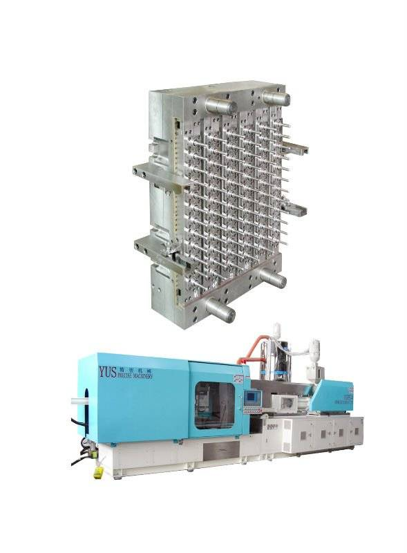 Full Automatic High-speed PET Injection moulding machine