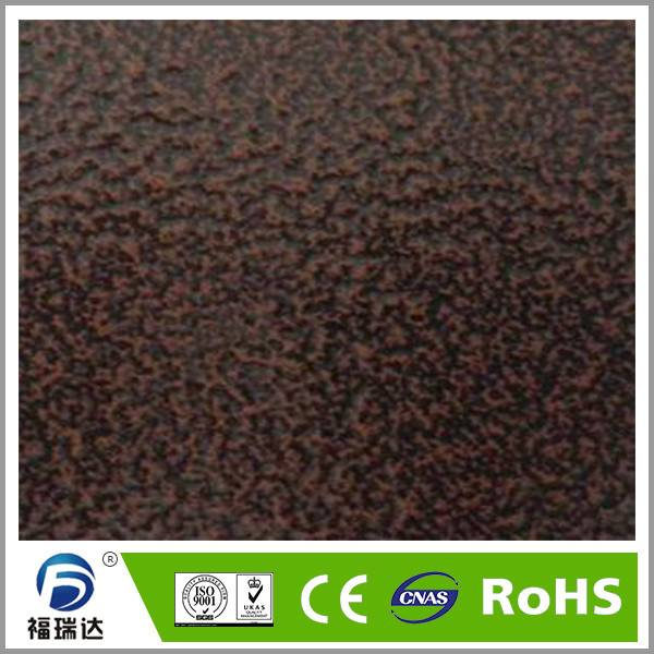 Supply crocodile texture electrostatic powder coating