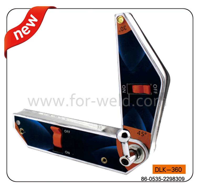 Multi-Angle Permanent Magnetic Welding Fixture/ Magnetic quick clamp
