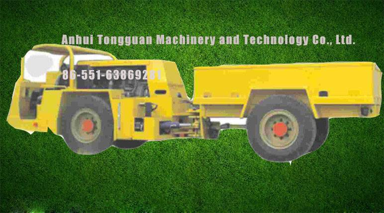 JY-5 Series of Underground Service Vehicles-Material Carrier