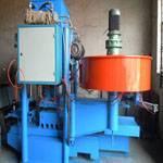 JS-128 automatic concrete floor tile making machine