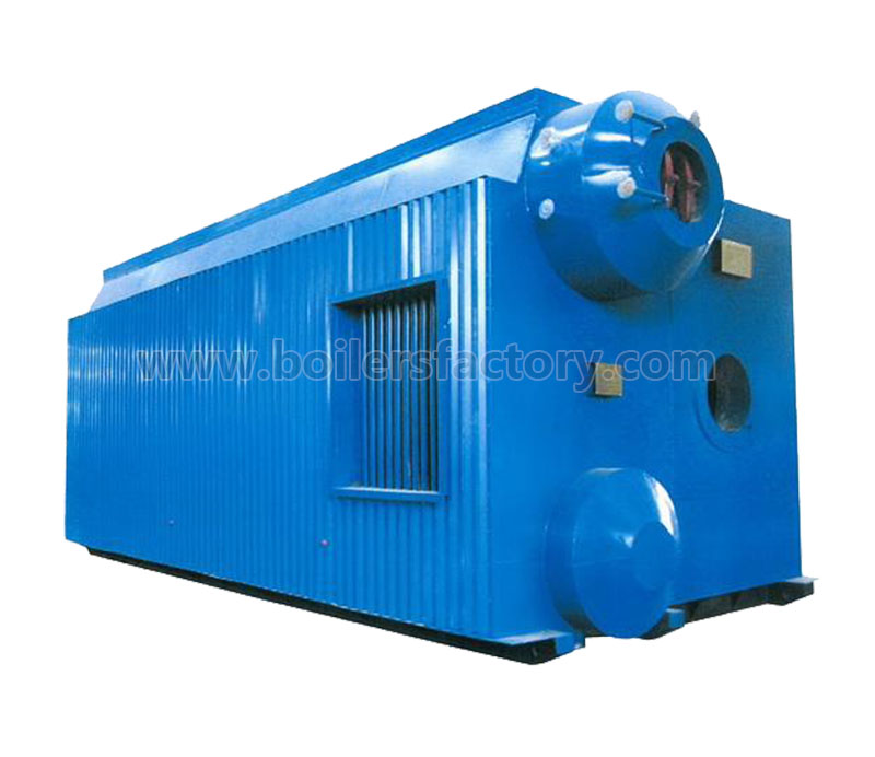 SZS Double Drums Water Tube Boiler