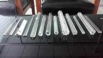 Glass water smoking pipes pyrex glass tubes 3.3 COE borosilicate glass tubing
