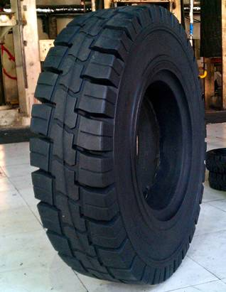 ANair Pneumatic Solid Tire 14.00-24, for Forklift and other industrial