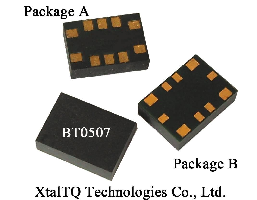 SMD0507 0.5PPM TCXO Crystal Oscillator for wireless