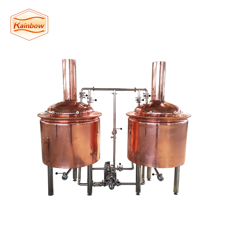 mini beer factory/ alcoholic beer equipment for the beer
