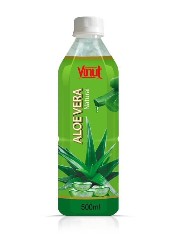 Aloe vera NATURAL 500 ml