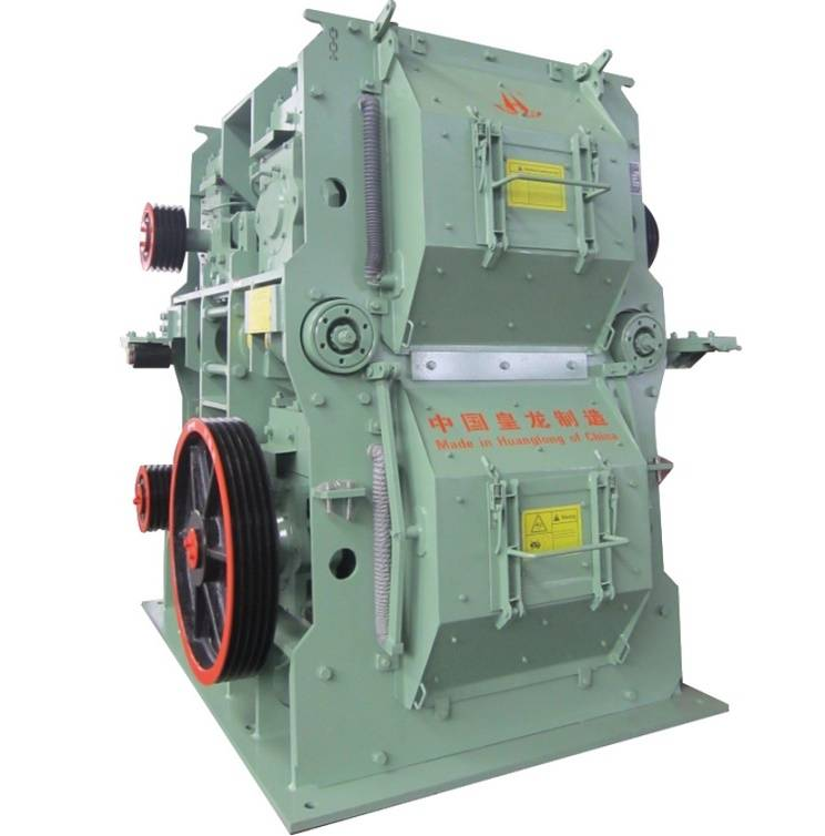 HLPMG Series Four Roll Crusher / High Efficient