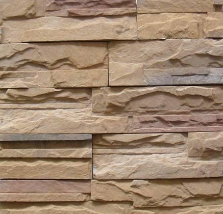 Artificial stone veneer