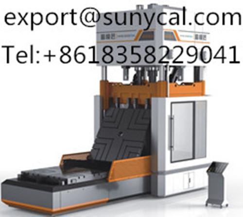 European Designed Die Spotting Press HMG-200ESA