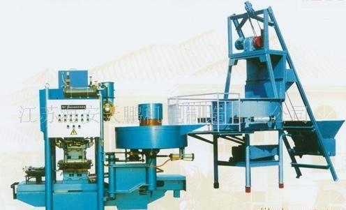 JS-600 Automatic Terrazzo Tile Production Line