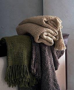 Christmas Silk Throws Blankets