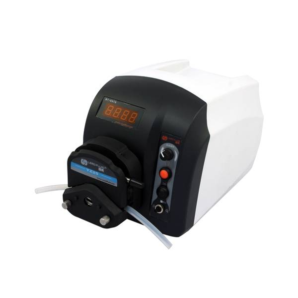 BT301S peristaltic pump with plastic housing
