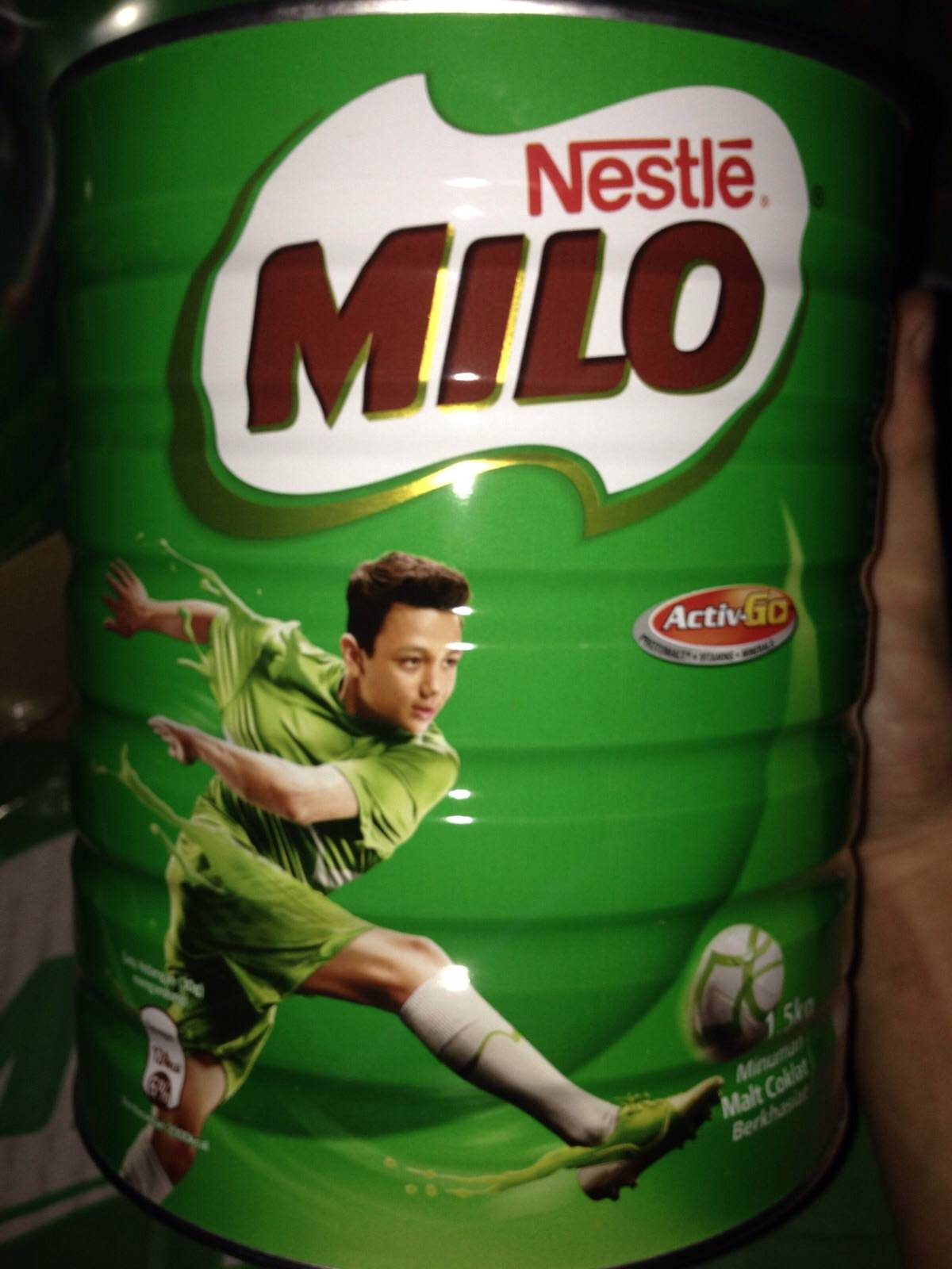 Milo 1.5kg Malted Drink in Tin