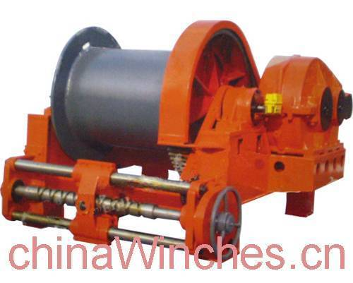 electric marine anchor winch and mooring winch