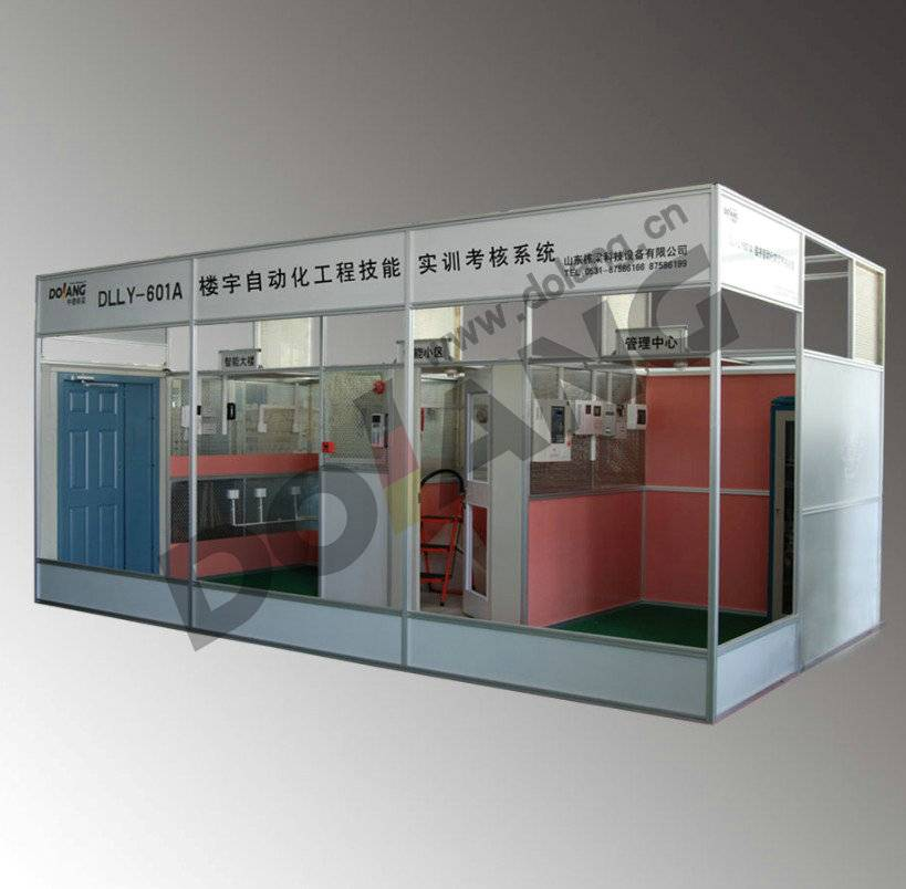 Group Control Elevator Trainer DLLY-6CDT