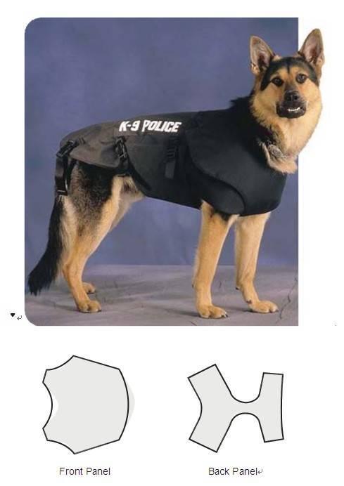 dog Bullet Proof Vest