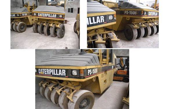 PS-150B used roller,PS150B used cat roller,used road roller