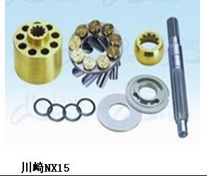 Kawasaki NX15 IHI NX15 hydraulic pump accessories hydraulic motor