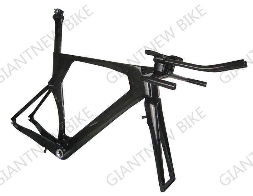 TRIATHLON Aero TT carbon frame