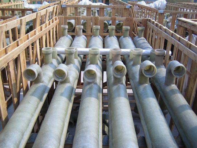 FRP SPRAY PIPE FOR TOWER
