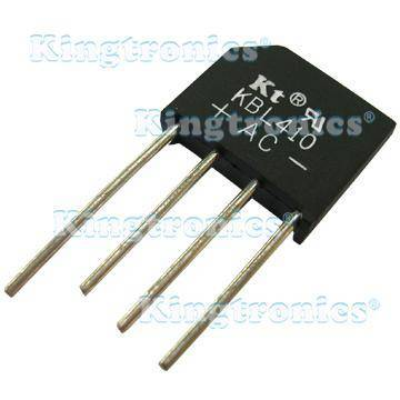 Kingtronics Kt bridge rectifier KBL406