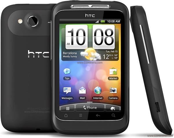 Original unlocked GSM mobile phones HTC Wildfire S