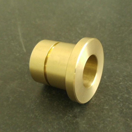 Precision Brass Part Cnc Turning Services