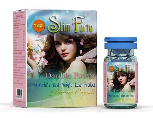 SLIMMING FORTE Slimming Capsule+free shipping+wholesale price