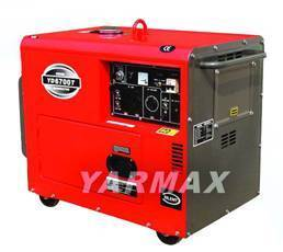 YM6700T-A ATS Air-cooled Diesel Generator