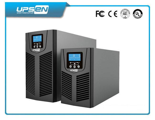 Hybrid UPS Solar Power System with AC / PV Input and Inbuilt Mppt Charger Controller