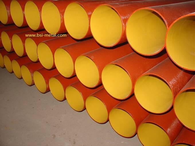 DIN EN877 Pipes