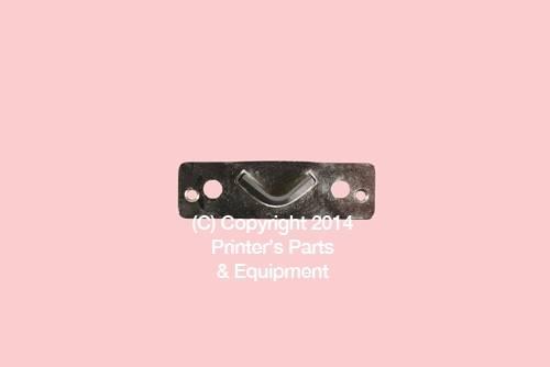 1/4 inch Die for Manual Round Corner Machine #D6