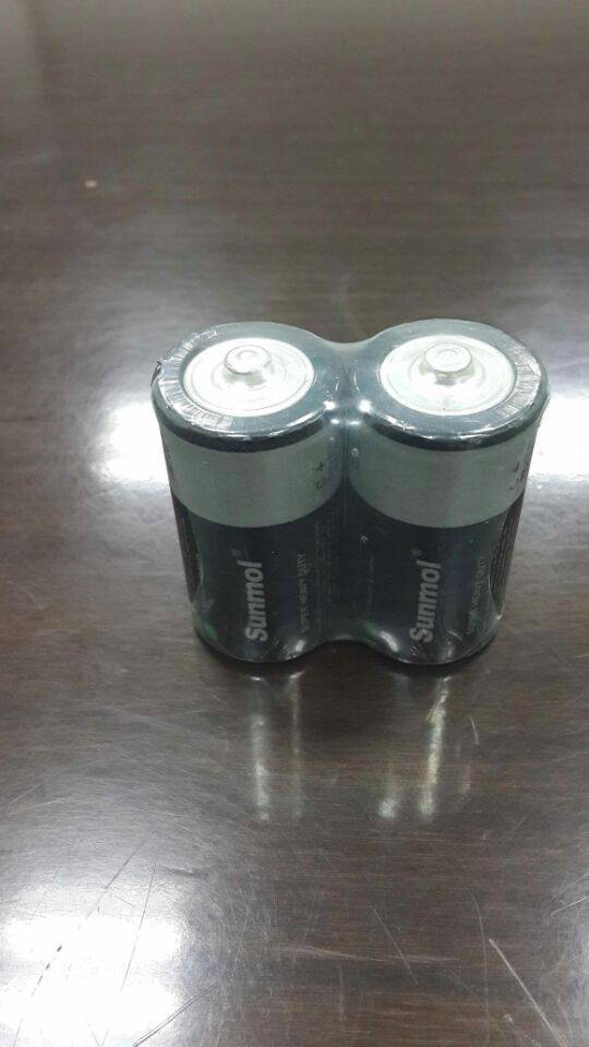 Size C battery Carbon Zinc R14 battery
