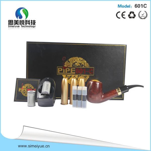 Popular E-Cigarette 601 E-pipe Big Huge Electronic Cigarettes Kits