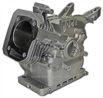 CRANKCASE for generatror with high quality