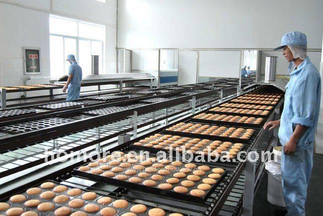 cake production line