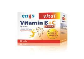 Enge® Vitamin B + C