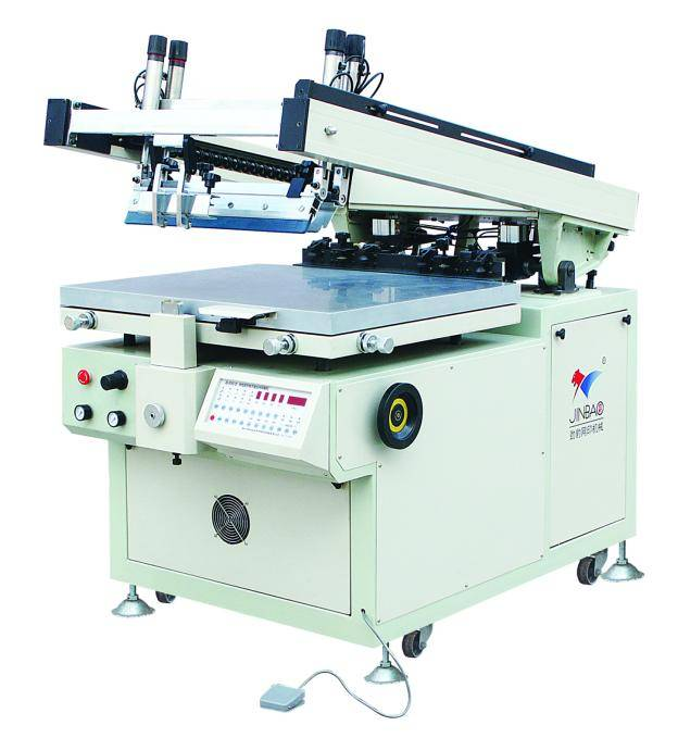 JB-8060A High Precision Screen Printing Machine