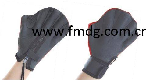 sell swimming gloves