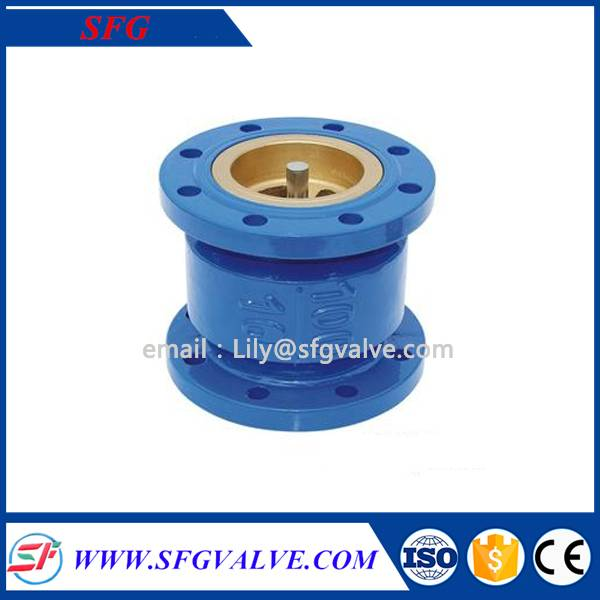 H42X mute check valve with price