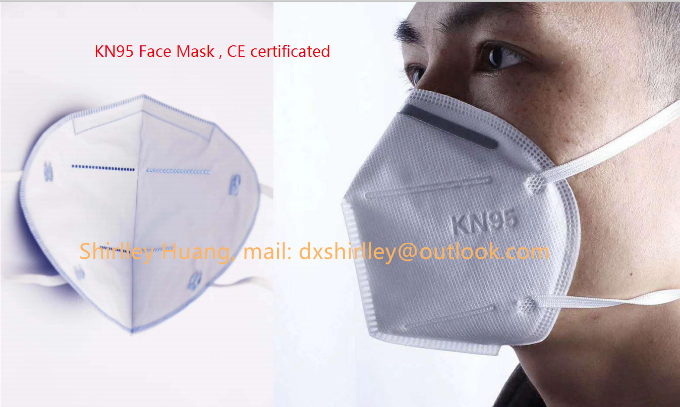 face masks KN95 Masks with CE ,FDA testing report EN149