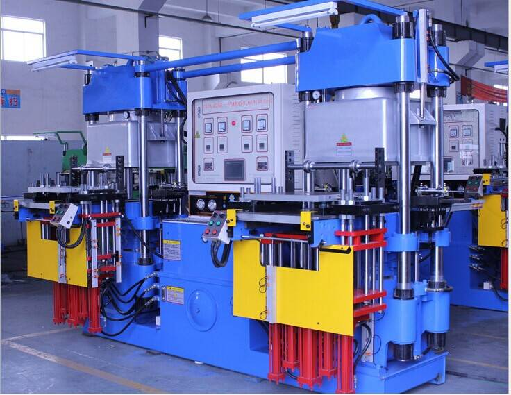 250 TON Vacuum Rubber Molding Press Machine,Vacuum Rubber Press